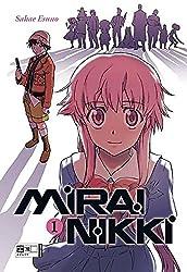 Mirai Nikki – Manga mit Zukunftstagebüchern