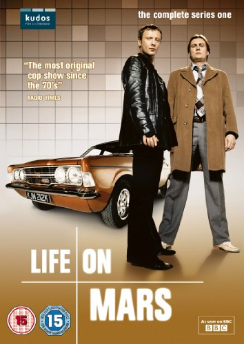 Life on Mars Series 1 [DVD] [Reino Unido]