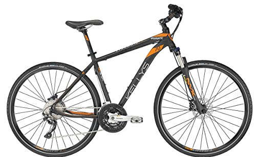 Kellys 'Phanatic 70' 28' in alluminio Cross Hardtail, Shimano SLX, 30 marce (16108) 19'