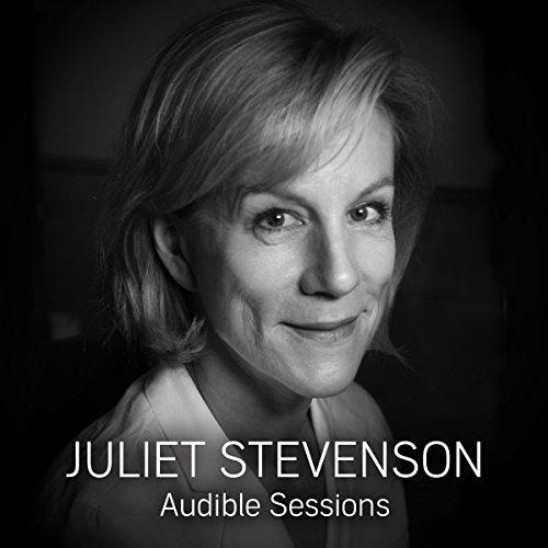 Juliet Stevenson cover art