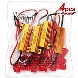Yorkim 50W 6ohm Load Resistors, LED Resistor...