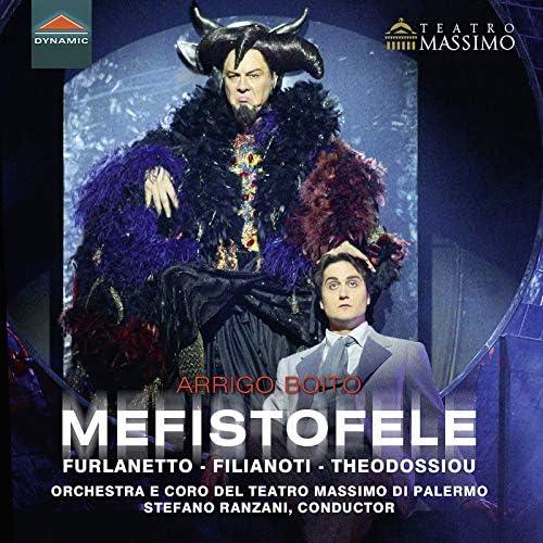 Dimitra Theodossiou, Ferruccio Furlanetto, Giuseppe Flilianoti, Orchestra del Teatro Massimo di Palermo feat. Stefano Ranzani