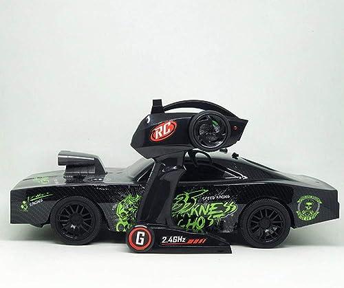 venta al por mayor barato Pinjeer RC Car Car Car Charging 2.4G 1 10 Drift Racing Car Campeón de Alta Velocidad de Control Remoto de Vehículos Modelo de Vehículo Eléctrico Niños Hobby Juguetes para Niños 5+  distribución global