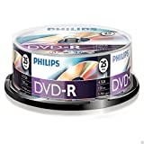 Philips DM4S6B25F 4.7 GB/120 min...