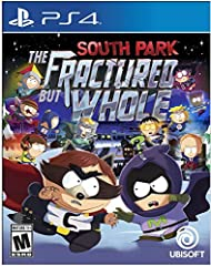 AUTHENTIC SOUTH PARK : From the creators of South Park, Trey Parker & Matt Stone, comes the sequel to South Park: The Stick of Truth AN OUTRAGEOUS RPG ADVENTURE : Manipulate time & space on the battlefield and develop and refine your powers as you pr...