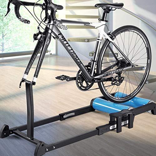 Fietstrainers staan voor Indoor, Oefenstation, Racefiets Indoor Cycling Roller Trainer, Fiets Stationair Platform