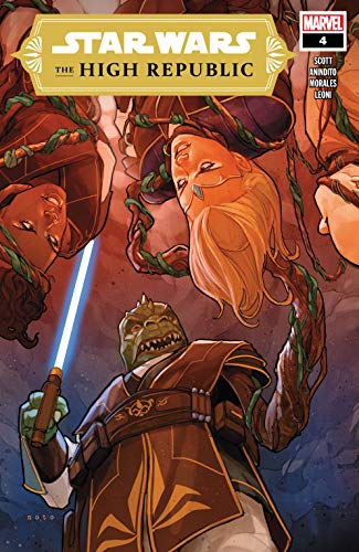 Star Wars: The High Republic (2021-) #4 (English Edition)