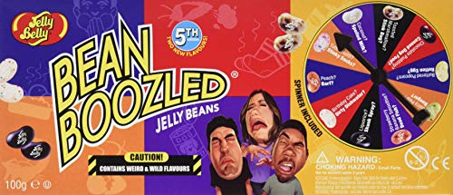 "Jelly Belly Glücksrad \""Bean Boozled\"", 1er Pack (1 x 100 g)"