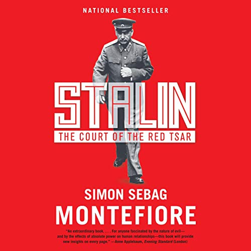 Couverture de Stalin