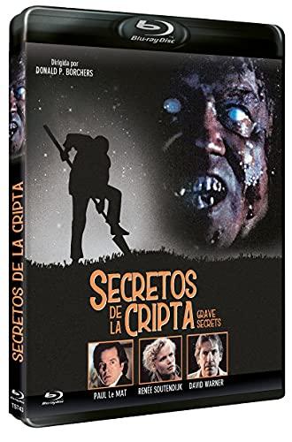 Secretos de la Cripta BD 1989 Grave Secrets [Blu-ray]