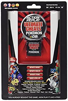 Ultimate Cheats for Pokemon DS/DSI/LITE/XL