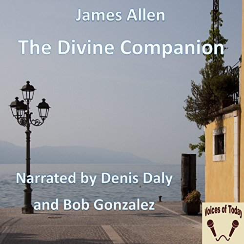 The Divine Companion audiobook cover art