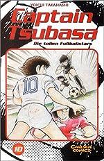 Captain Tsubasa. Die tollen Fußballstars 10. d'Yoichi Takahashi