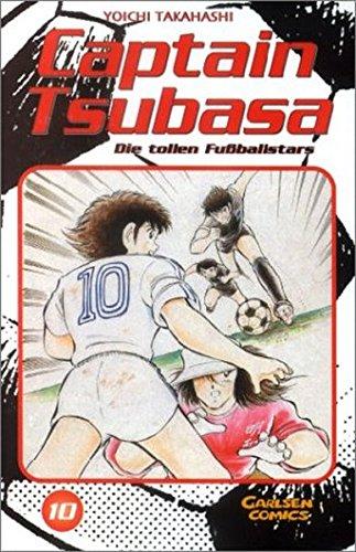 Captain Tsubasa. Die tollen Fußballstars 10.