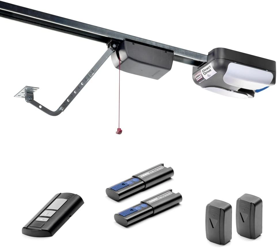 SOMMER 1042V002 3 4 Year-end annual account hp Garage with Opener Selling Smartphone Contro Door
