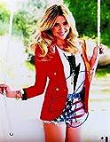 Ashley Benson Signed Autographed 11X14 Photo Sexy Playful on Swing GV816419