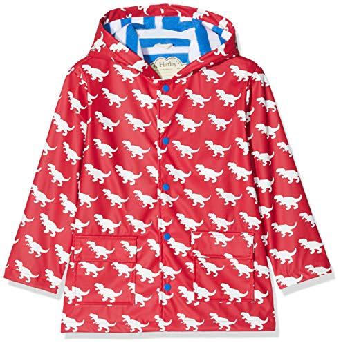 Hatley Regenjas voor jongens met printed regenjas