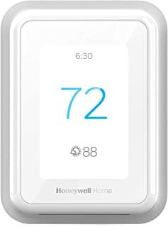 Honeywell Home T9 WIFI Smart Thermostat, Smart Room Sensor Ready, Touchscreen Display, Alexa and Google Assist