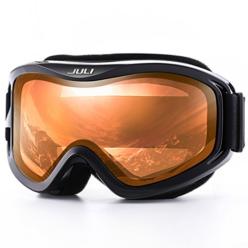 Juli Ski Goggle/Snow Snowboard Goggles for Men, Women & Youth - 100% UV...