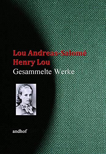 Gesammelte Werke der Lou Andreas-Salomé