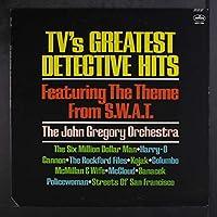 tv's greatest detective hits LP