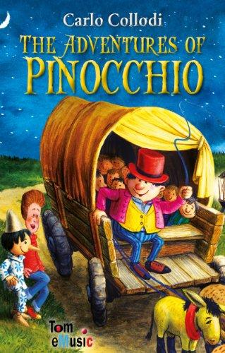 The Adventures of Pinocchio. An Illustrated Story of a Puppet for Kids (Excellent...