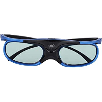 Proyector Lente HD Gafas 3D Tipo de Obturador Activo Universal Gafas 3D DLP Link Proyector 3D Gafas 3D Lente HD