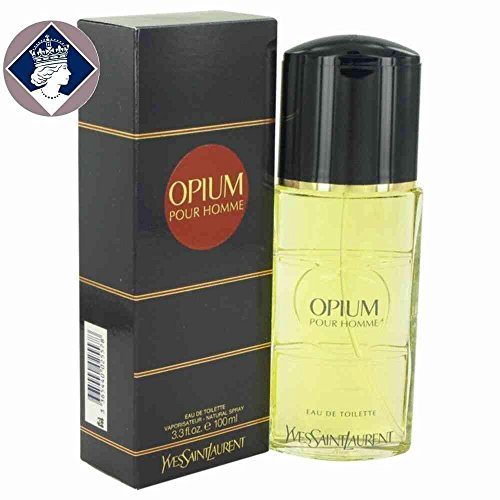 Yves Saint Laurent Opium Pour Homme 100ml/3.3oz Eau De Toilette Men EDT Spray