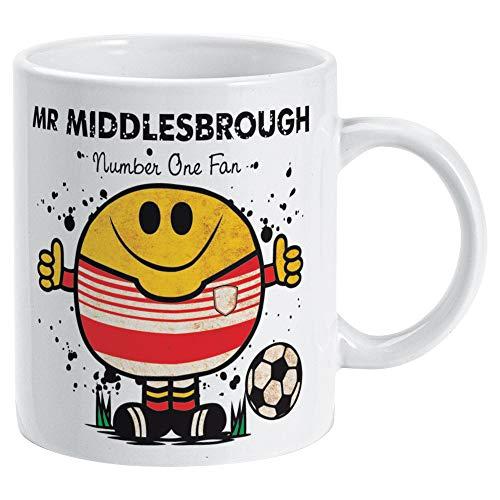 Mr Middlesborough Mug