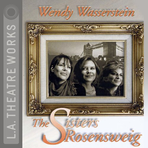 The Sisters Rosensweig                   By:                                                                                                                                 Wendy Wasserstein                               Narrated by:                                                                                                                                 Jamie Lee Curtis,                                                                                        JoBeth Williams,                                                                                        full cast                      Length: 2 hrs and 7 mins     1 rating     Overall 5.0