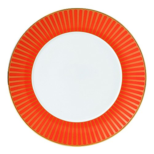 Wedgwood Palladian Orange Accent plate 23,5 cm