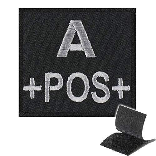 Ecusson Groupe A+ Scratch Patch Groupe Sanguin A+ - Patch Scratch pour Gilet lesté|Patch Airsoft replique, Airsoft Gilet tactique militaire, sac a dos, veste militaire homme,gilet par balle
