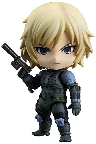 Good Smile Metal Gear Solid 2: Sons of Liberty Raiden Nendoroid Action Figure