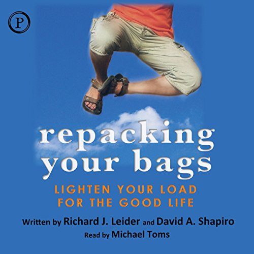 Repacking Your Bags audiobook cover art