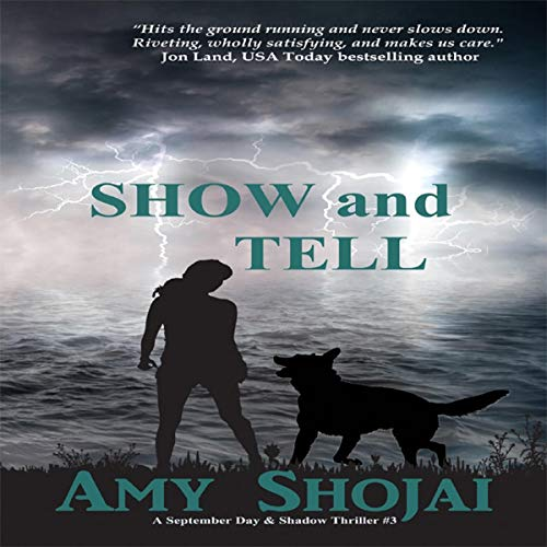 Show and Tell audiobook cover art