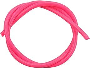 pink fuel line