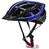 Casco Bici ZWRY Casco Da Ciclismo Professionale Eps-pc Casco Da Bici Da Strada Integralmente-mold...