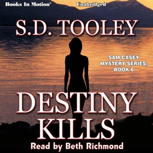 Destiny Kills audiobook cover art