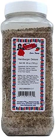Bolner s Fiesta Extra Fancy Hamburger Deluxe Seasoning Mix 28 Oz product image