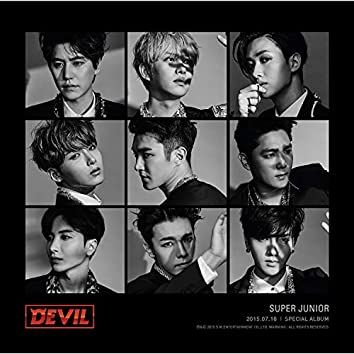 DEVIL - SUPER JUNIOR SPECIAL ALBUM