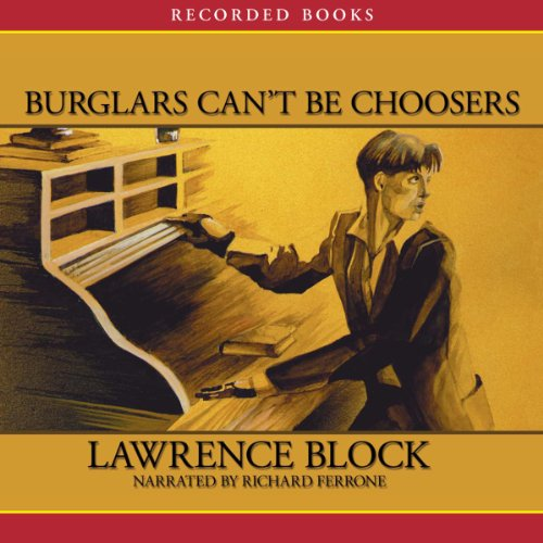 Burglars Can't Be Choosers  cover art
