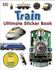 Ultimate Train Sticker Book (Ultimate Stickers)