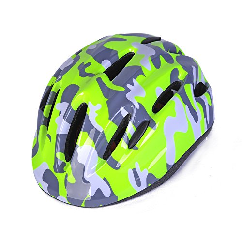 Kid Bicycle Helmet Little Army Fan Dream Child Sports Mountain Road Cycling Safety Helmet