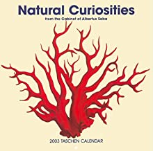 Natural Curiosities from the Cabinet of Albertus Seba : 2003 Taschen Calendar
