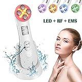 radiofréquence visage yeux, mésothérapie appareil faciale de soin de peau de RF +...