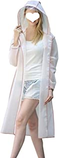 PENGFEI メンズレディースレディースレディースレディースレディースレインコート (色 : Pink, サイズ さいず : XL)