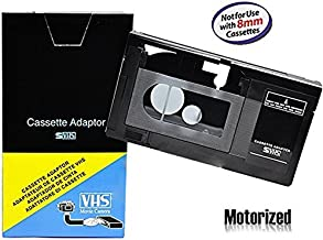 Best vhs c adapter Reviews