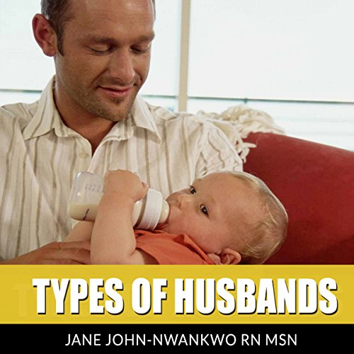 Types of Husbands audiobook cover art