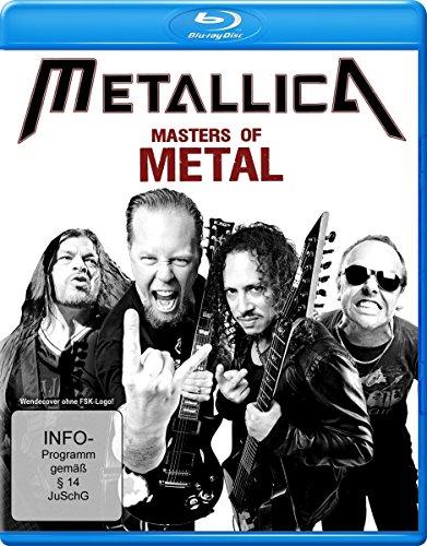 Metallica: Masters of Metal (Blu-ray) [Reino Unido] [Blu-ray]
