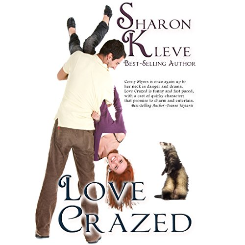 Couverture de Love Crazed